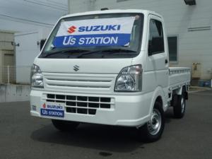 スズキ キャリイトラック KCエアコンパワステ パートタイム4WD・5MT 3型