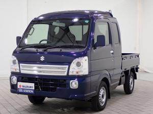 スズキ キャリイトラック スーパーキャリイ X 2WD AT ディスチャージ付!