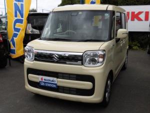 スズキ スペーシア HYBRID X 4WD ☆アップグレードパッケージ車☆