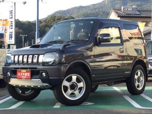 スズキ ジムニー クロスアドベンチャー XC 8型 カーナビ・切り替え式4WD
