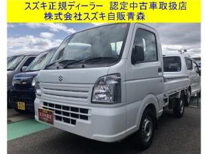 スズキ キャリイトラック KCエアコンパワステ 3型 4WD 5速マニュアル