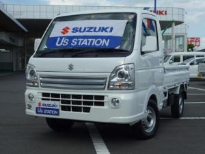 スズキ キャリイトラック KX 3型 3AT・パートタイム4WD