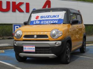 スズキ ハスラー Gターボ 2型