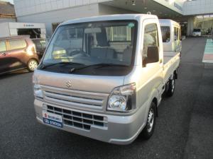 スズキ キャリイトラック KCエアコンパワステ 4型 デモカーUP 4WD 5MT
