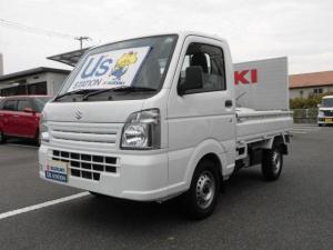 スズキ キャリイトラック KCエアコンパワステ 4型 パートタイム4WD