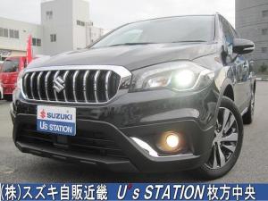 スズキ SX4 Sクロス メーカー保証継承/4WD/衝突被害軽減ブレーキ/