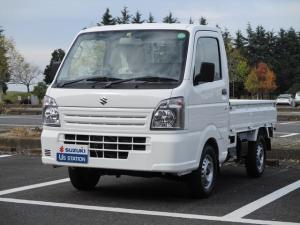 スズキ キャリイトラック KCエアコンパワステ 4型 4WD
