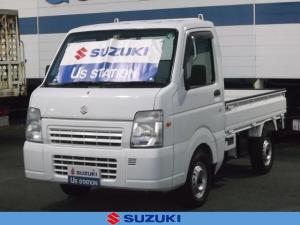 スズキ キャリイトラック FC エアコン・パワステ 3型 4WD 5MT