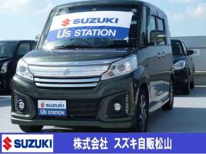 スズキ スペーシアカスタム カスタム XSターボ MK42S 2型