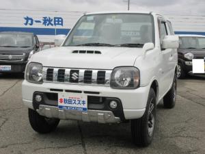 スズキ ジムニー クロスアドベンチャー 9型4AT 切替式4WD TVナビ