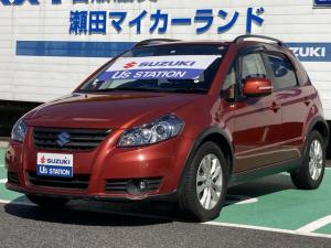 スズキ SX4 1.5XG 4型 4WD 4AT キーレススタート ETC
