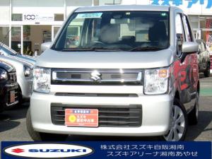 スズキ ワゴンR HYBRID FX 衝突軽減S プッシュスタート CD