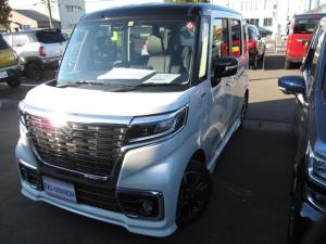 スズキ スペーシアカスタム カスタム HYBRID XS  4WD・元弊社試乗車
