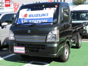 スズキ キャリイトラック KCスペシャル 4型 自動衝突軽減ブレーキ