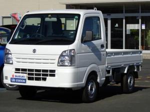 スズキ キャリイトラック KCエアコンパワステ 4型 4WD 両席エアバック ラジオ