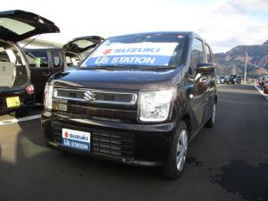 スズキ ワゴンR HYBRID FX 4WD デュアルセンサーブレーキ