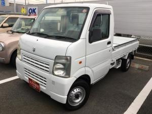 スズキ キャリイトラック KU エアコン・パワステ 地区限定 9型 AT車