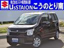 スズキ/ワゴンR HYBRID FX 純正CD ブラック内装 シートヒーター