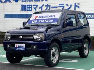スズキ ジムニー XG 8型 4AT 4WD ETC キーレスエントリー