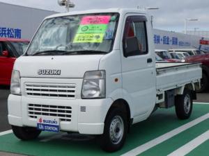 スズキ キャリイトラック KCエアコンパワステ 7型 4WD エアコン