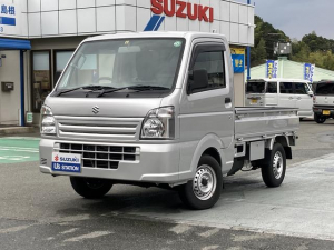 スズキ キャリイトラック KC 農繁 2型 4WD 5速マニュアル車