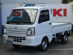 スズキ キャリイトラック KC農繁  マニュアル車/4WD/ラジオプレーヤー