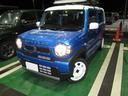 スズキ/ハスラー HYBRID G  9インチナビ搭載・4WD