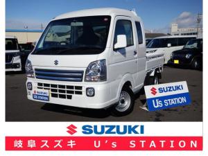 スズキ スーパーキャリイ スーパーキャリイ X Pタイム4WD HID PW新車保証継