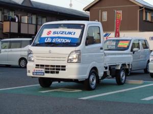 スズキ キャリイトラック KCエアコンパワステ 4型