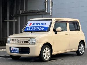 スズキ アルトラパン X HE22S  純正オーディオ  車検整備付き 車両