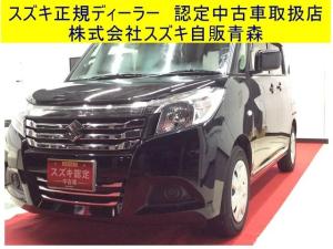 スズキ ソリオ G 4WD CVT 純正ナビ 左側電動スライドドア