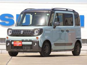 スズキ スペーシアギア ギア HYBRID XZターボ パドルシフト 新車保証