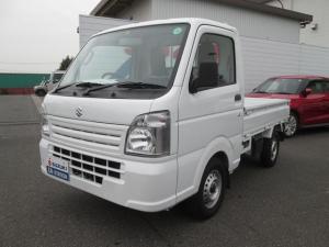 スズキ キャリイトラック KCエアコンパワステ 4型 5速マニュアル 4WD