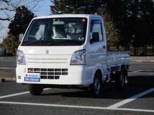 スズキ キャリイトラック KC エアコン・パワステ 2型  3方開