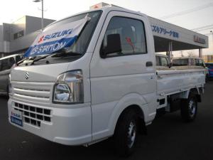 スズキ キャリイトラック KCエアコンパワステ 4型  4WD/5MT