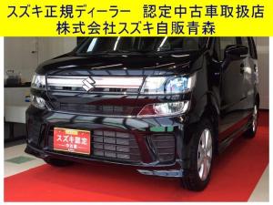 スズキ ワゴンR HYBRID FZ 4WD CVT 衝突被害軽減ブレーキS