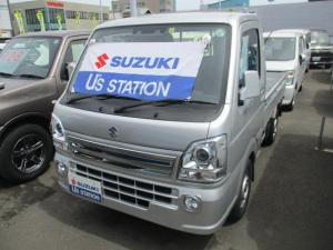 スズキ キャリイトラック KX 4WD 4型 ディスチャージヘッドライト