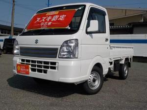 スズキ キャリイトラック KCスペシャル 4型