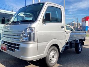 スズキ キャリイトラック KCエアコンパワステ 4WD 5速マニュアル