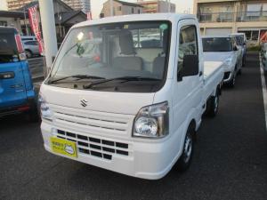 スズキ キャリイトラック KCエアコンパワステ 4型 5MT 2WD