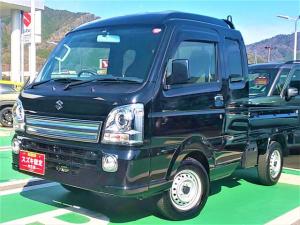 スズキ キャリイトラック  スーパーキャリイ X 5MT車 ディスチャージヘッドランプ☆