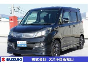 スズキ ソリオ BLACK&WHITE II MA15S ナビ搭載車