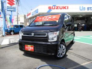 スズキ ワゴンR HYBRID FX 2型  CDプレーヤー装着車