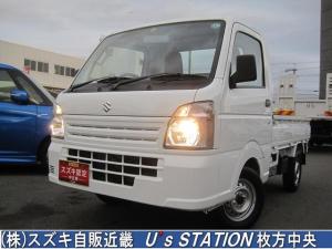 スズキ キャリイトラック KCエアコンパワステ メーカー保証継承/5MT/