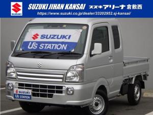 スズキ スーパーキャリイ スーパーキャリイ X 2型 衝突軽減ブレーキ