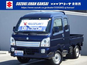 スズキ スーパーキャリイ スーパーキャリイ X 2型 衝突軽減ブレーキ 4WD