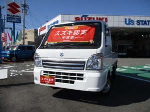 スズキ キャリイトラック KCスペシャル 2型 4WD 5MT