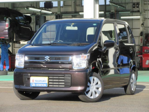 スズキ ワゴンR FA 4WD 5MT 純正CD