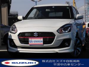 スズキ スイフト RS デュアルセンサーブレーキサポート 欧州チューンサス