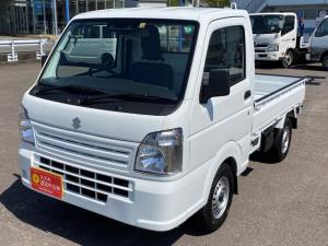スズキ キャリイトラック KC農繁 マニュアル車/4WD/純正ラジオプレーヤー